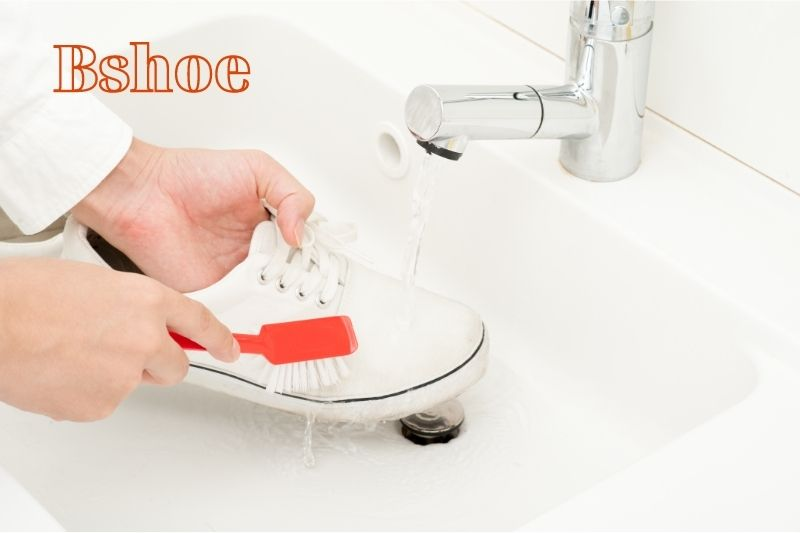 How to Hand Wash Canvas Shoes