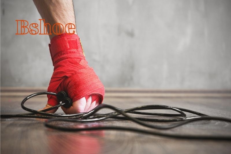 Should I Wear Shoes When Jumping Rope